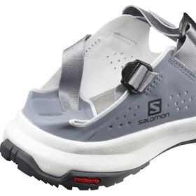 Salomon Tech Feel Sandals Women flint stone/heather/ebony